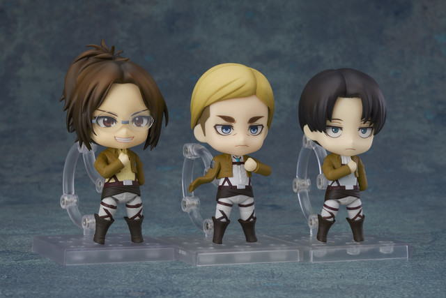 Attack on Titan Hanji Zoe Nendoroid