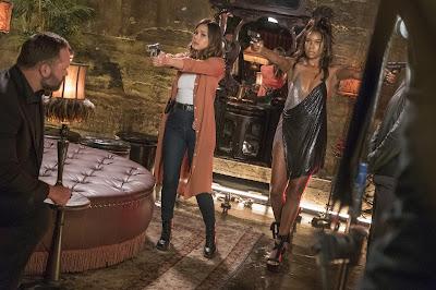 Jessica Alba e Gabrielle Union em L.A.'s Finest - Divulgação