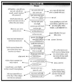 এইচ এস সি বাংলা ১ম পত্র সকল কবিতার নোট