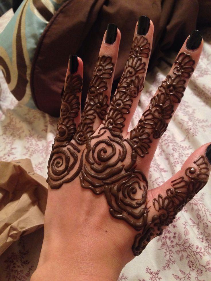 Khaleeji Henna Palm
