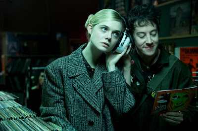 How to Talk to Girls at Parties Elle Fanning and Alex Sharp Image 2