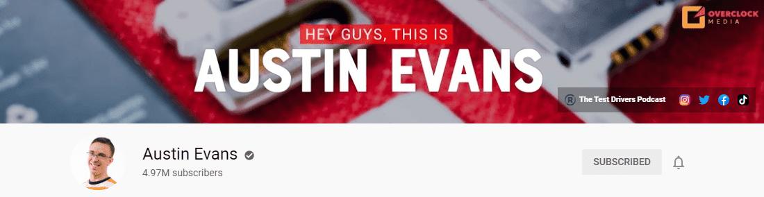 Austin Evans