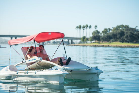 boat rental action sports san diego