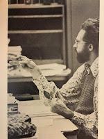 Mr. Ray Dennis, my FORTRAN teacher at Shawnee Mission South High School.