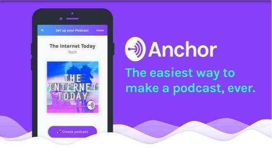 aplikasi untuk membuat podcast di Android