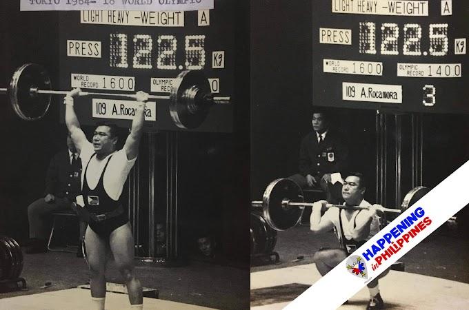 Living Legend sa Weightlifting, Viral Ngayon sa Social Media; Sino Siya? Kilalanin!