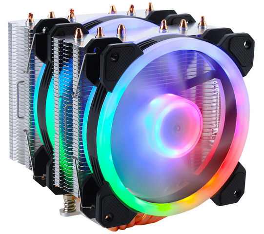 Gelid Glacier RGB Fanları