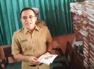 Bupati Anas ingin setiap desa punya perpustakaan.