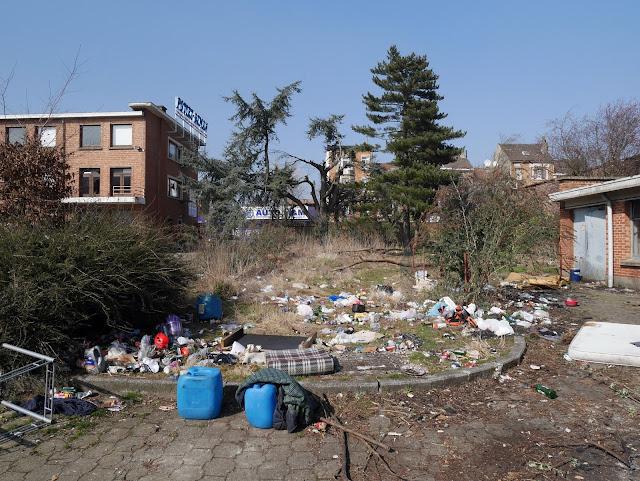 Picnic in Anderlecht