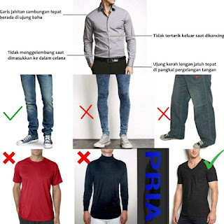 Memilihkan baju bagus sesuai warna kulit dan bentuk tubuh! - Cds Blog 051b4f555a