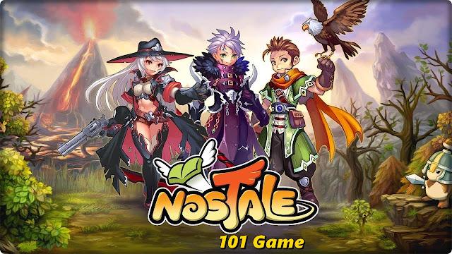 Аниме онлайн ролевик - NosTale (Ностейл)