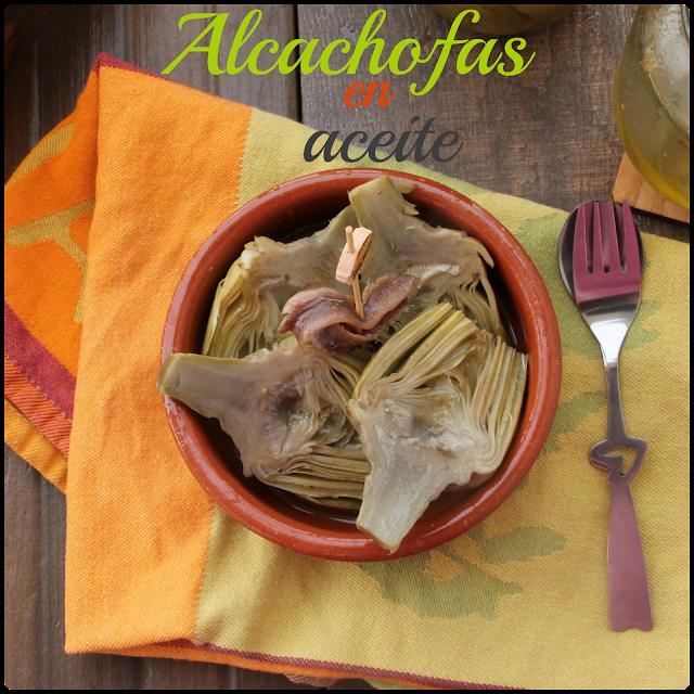 Alcachofas Aliñadas En Conserva