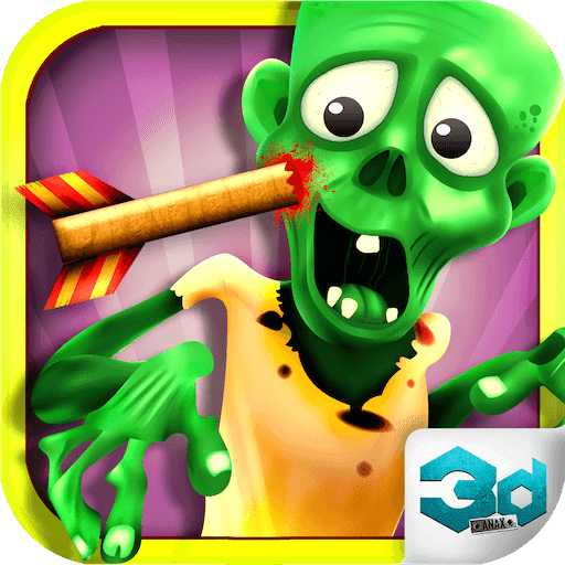 Top 2 Most Innovative Zombie Games for toddlers at Google play