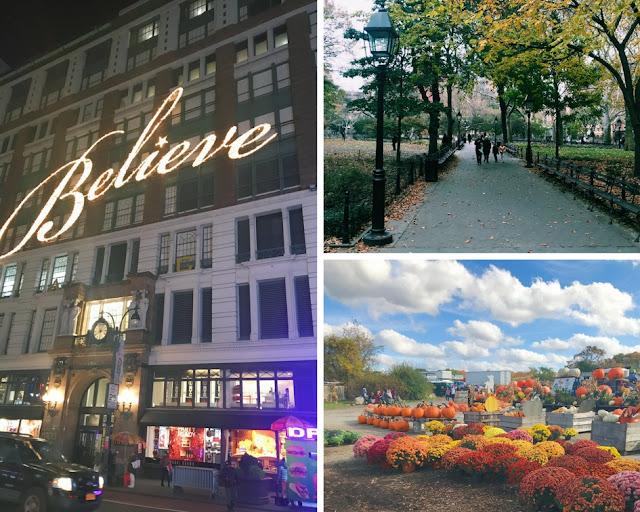 Macys NYC, Washington Square Park