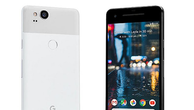Google Pixel 2 Review New lock and home display screen feature