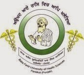 Faculty & Non Faculty Vacancies in BFUHS (Baba Farid University of Health Sciences)