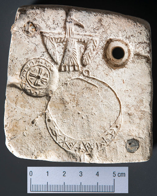 1,000-year-old Christian jewellery mould found in Switzerland