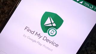 cara melacak hp hilang dalam keadaan mati google find my device