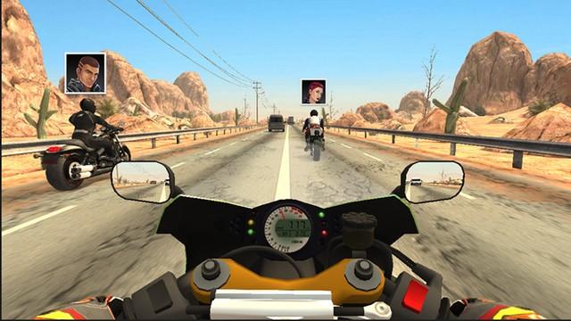 العاب سباق الدراجات النارية للأندرويد