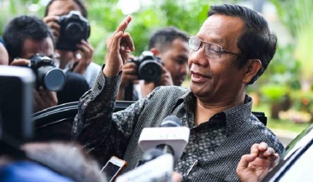 Pernyataan Lengkap Mahfud MD Soal Provinsi Garis Keras