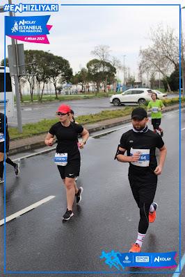 N Kolay İstanbul Yarı maratonu, yarı maraton, koşu, Hakan Çolak, hakancolakcom