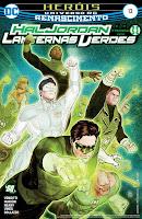 DC Renascimento: Hal Jordan e a Tropa dos Lanternas Verdes #13