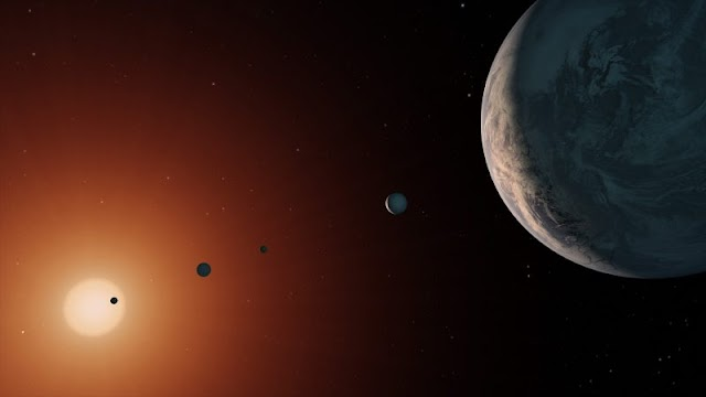 Astronomers Discover A Trio of hot worlds larger than Earth located 400 light-years away