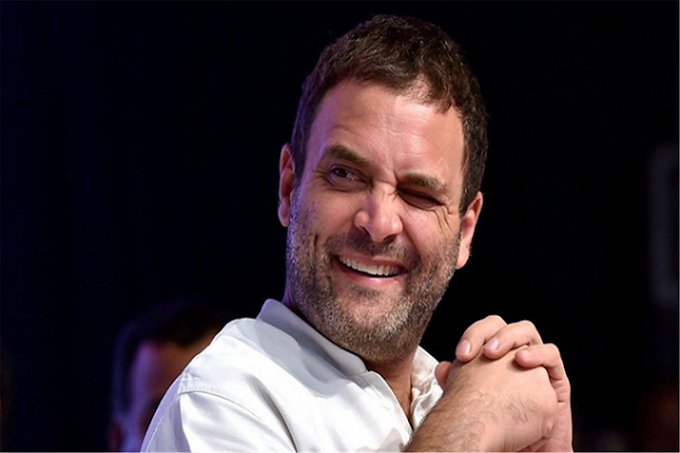 सदन के पहले दिन ही राहुल गाँधी ने की बेवकूफी पूरे सदन में बना मजाक।