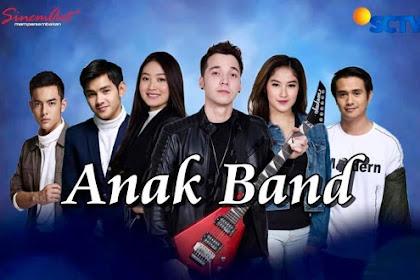 Daftar Lengkap Biodata Profil Pemain Sinetron Anak Band di SCTV