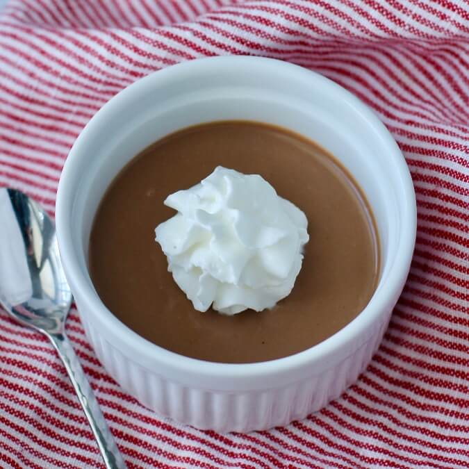 Milk Chocolate Pots de Crème