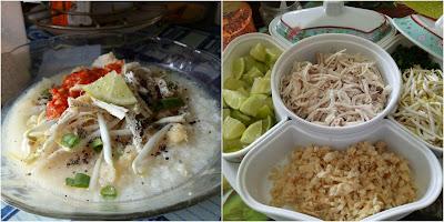 Resepi Bubur Nasi Kemboja
