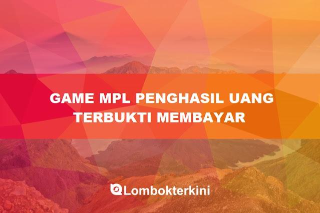 Game MPL Penghasil Uang