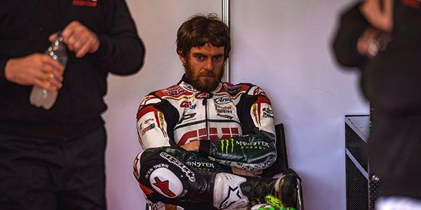 berita motogp Crutchlow : Ditikungan tempat Marquez jatuh, saya selalu takut
