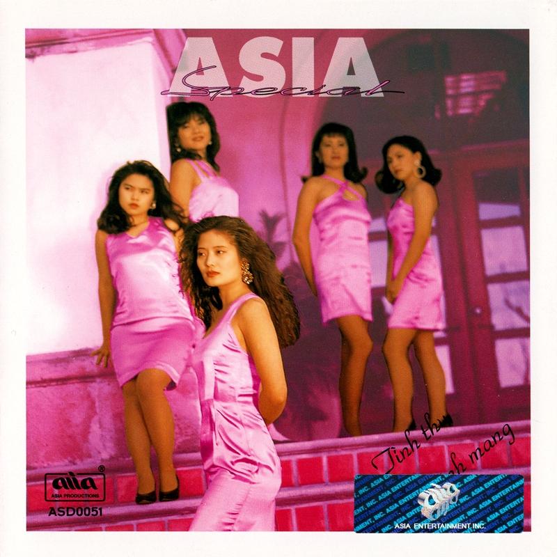 AsiaCD051 - Tình Thu Mênh Mang (NRG)