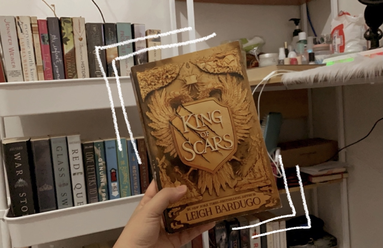 King of Scars by Leigh Bardugo - Renee Alexis