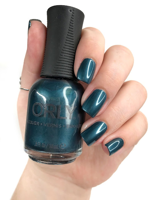 Orly Air Mystique 25 Sweetpeas
