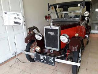 Mobil KUNO Morris Minor Tourer 1931 Sangat Anu Sekali...