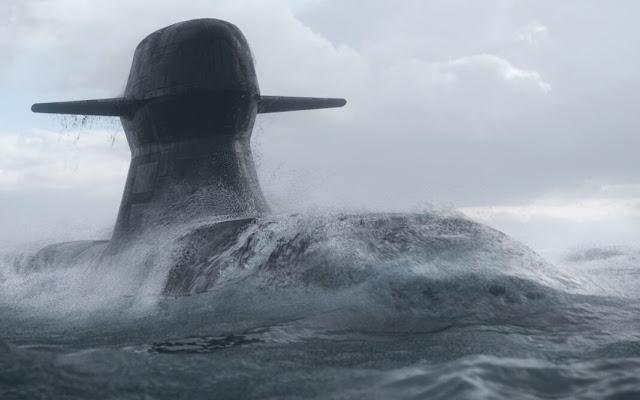 tàu ngầm tương lai Thụy Điển