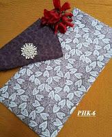 jual beli set Kain batik halus embos motif kembang