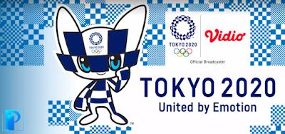 Voucher Vidio.com Live Streaming Olimpiade Tokyo 2021