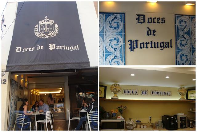 Doces de Portugal em Belo Horizonte