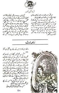 Sarfarosh Episode 4 By Qurat Ul Ain Sikandar