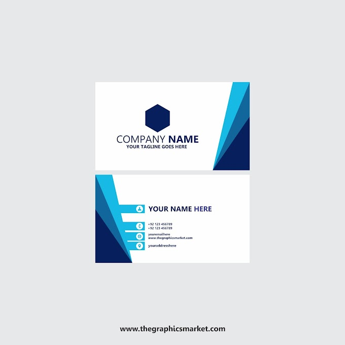 Business Card Design | Free Download
