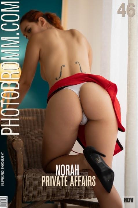 [PhotoDromm] Norah - Private Affairs photodromm 08270