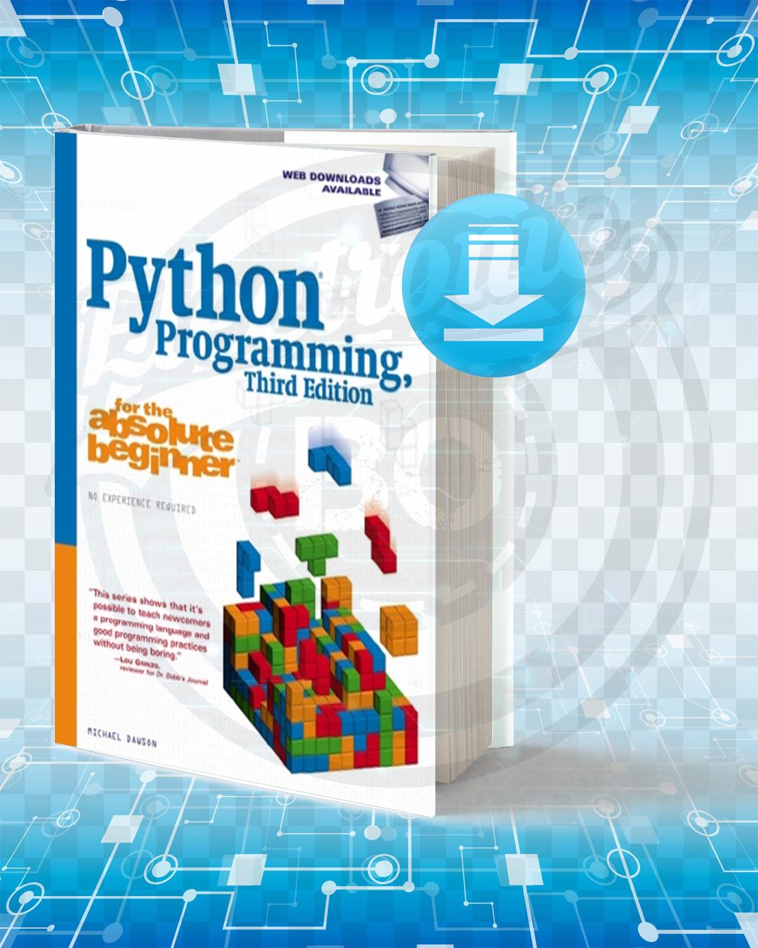 Free Book Python Programming pdf.