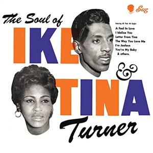 Discos para história #323: The Soul of Ike & Tina Turner, de Ike e Tina Turner (1961)