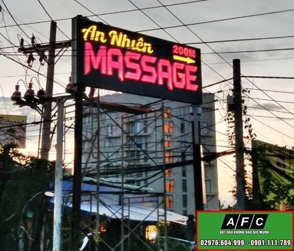Quảng Cáo AFC làm bảng hiệu quảng cáo đẹp giá rẻ tại Phú Quốc