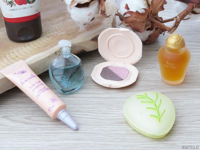 yves rocher generation revue avis test soins maquillage