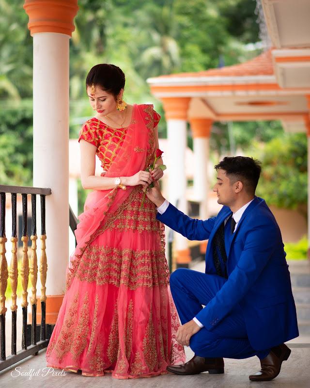 Nepali Couple Engagement