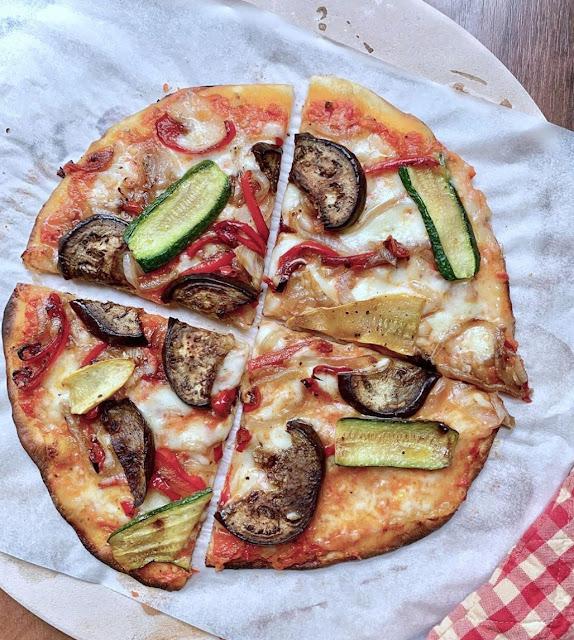 Pizza Recipe | Homemade Pizza